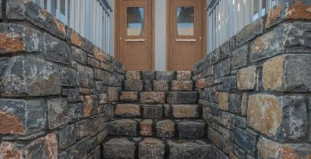 Athina Villas Entrance