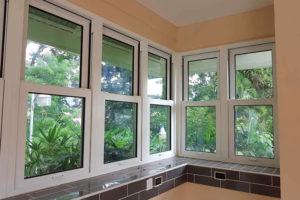 Birmigham window corner