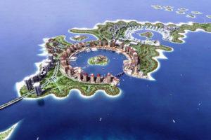 Pearl Island Qatar