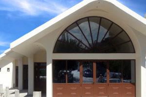 Church Frames - Doors