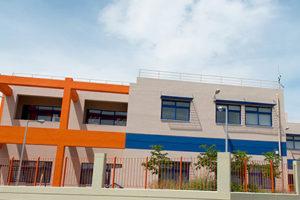 School -Windows Outside 2