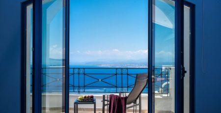 Villa Santorini Balcony