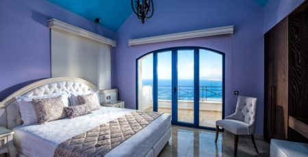 Villa Santorini Bedroom 1