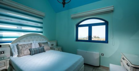 Villa Santorini Bedroom