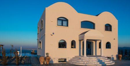 Villa Santorini Exterior