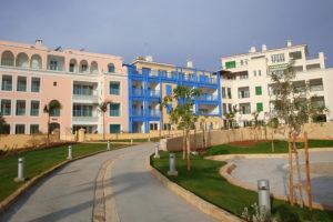 nereids residences outside 2