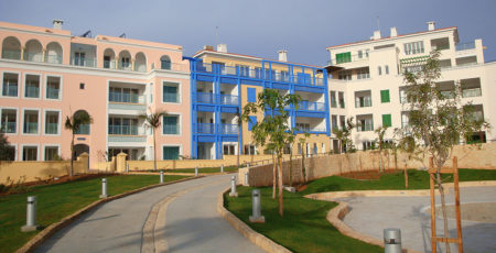 nereids residences outside 2