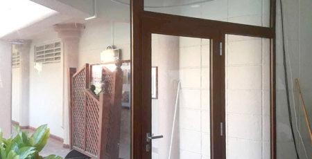 Inide Door