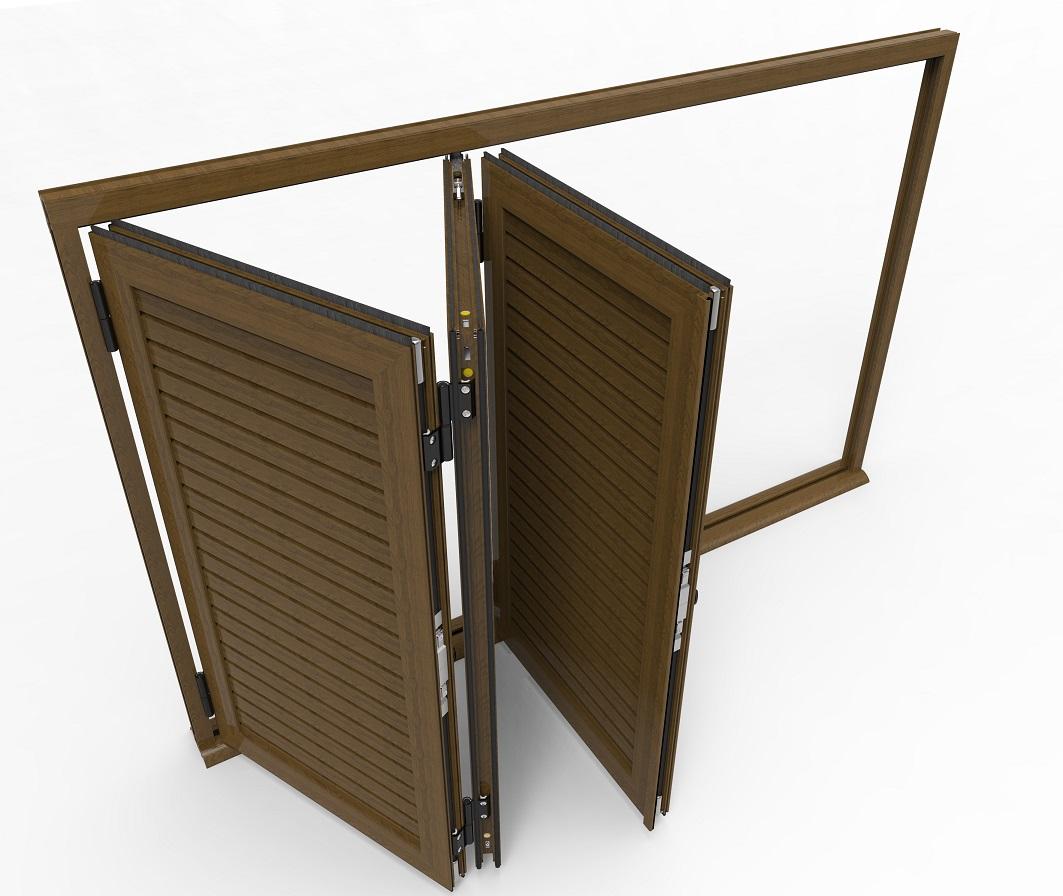 φυσαρμόνικα - We clean our shutters easily