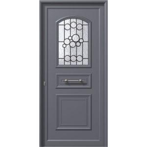 E533 Ασφάλεια 4 300x300 - Παραδοσιακή πόρτα E 533 Ασφάλεια 4