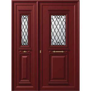 P125 P120 300x300 - Παραδοσιακή πόρτα P120 με πλαϊνό P125, ασφάλεια