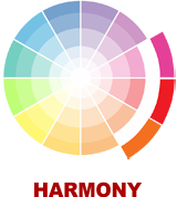 Harmony - The science of colour