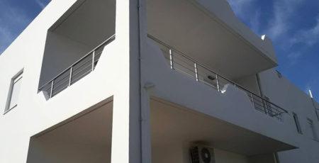 House railings