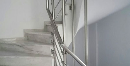 Ladder railings